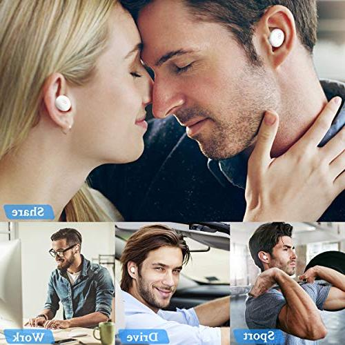 Bluetooth Losei Wireless Mini in Ear Headset and in and Most
