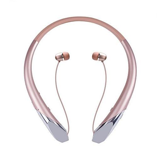 bluetooth headphones v4 1 retractable