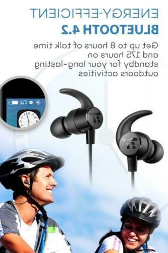 TaoTronics 5.0 in Ear Sports Magnetic...