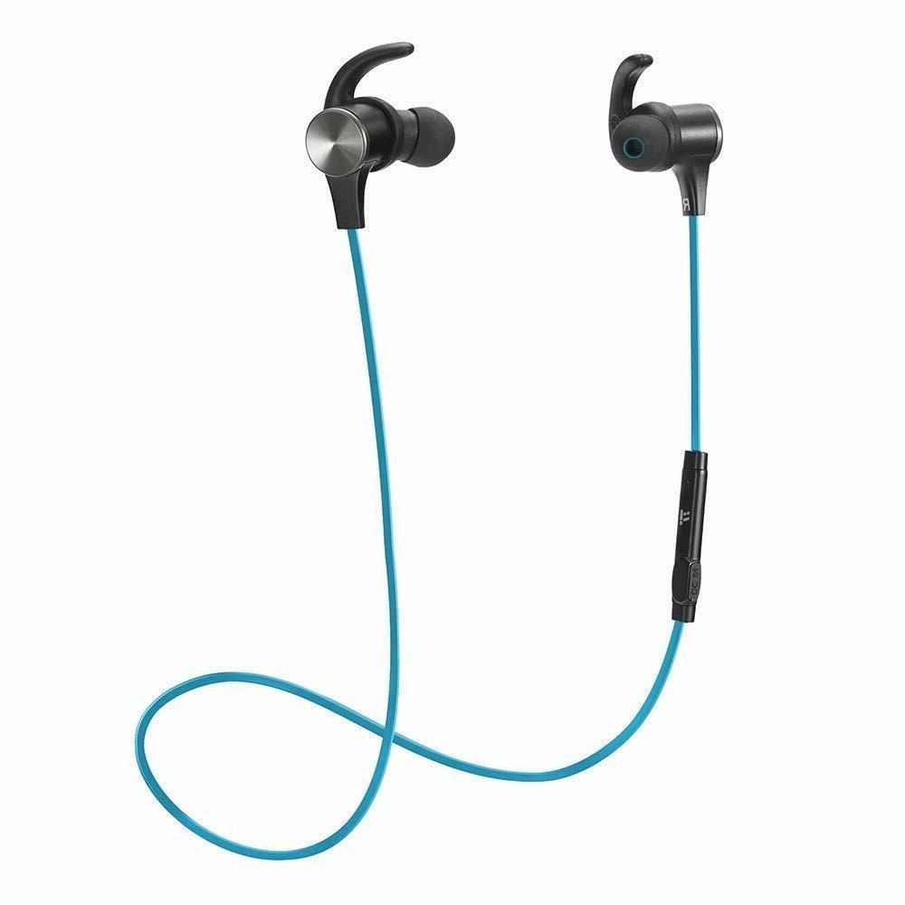 Sweatproof Headphones Earphones Stereo Earbuds