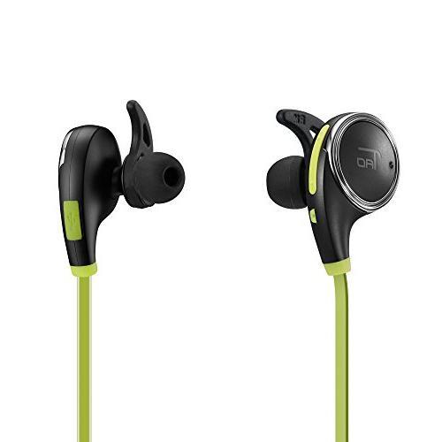 TaoTronics Bluetooth Headphones Earbuds in Sweatproof in