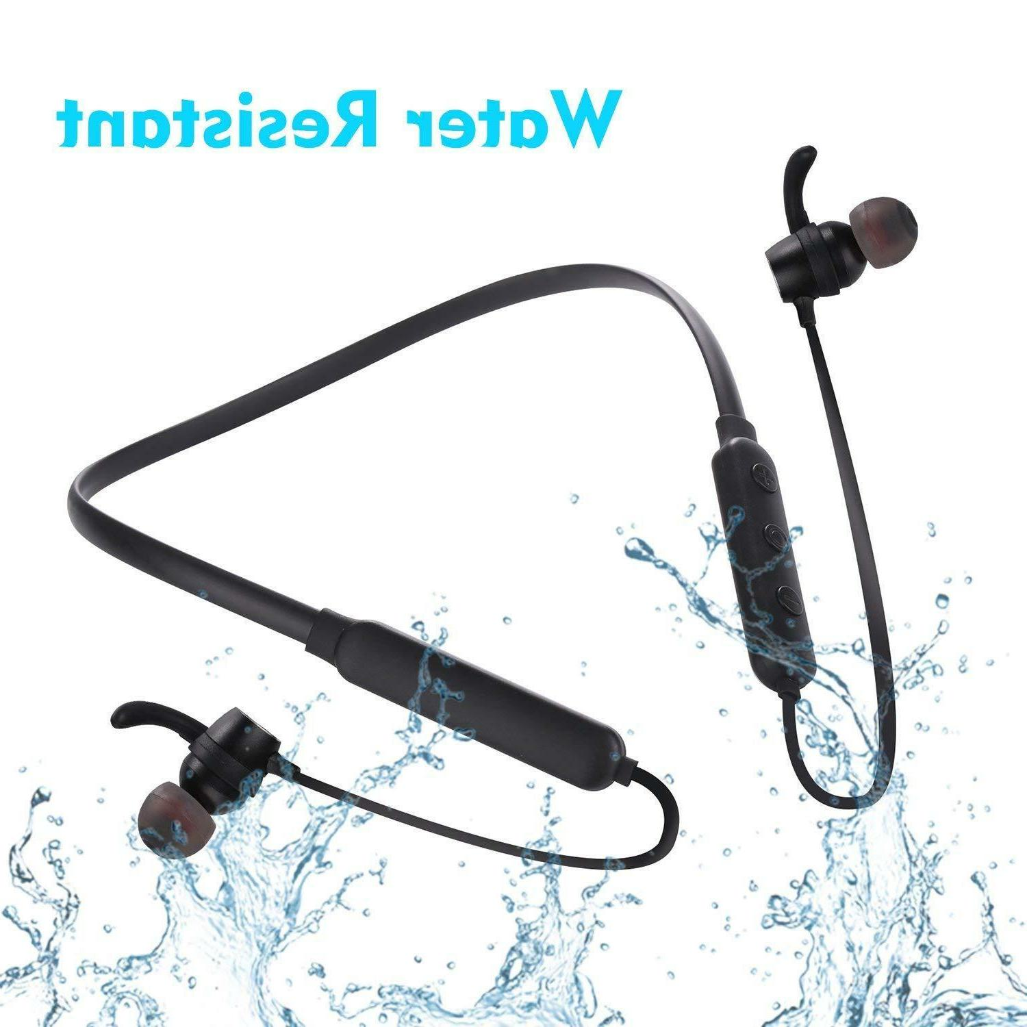 Wireless Sports Earphones Bass