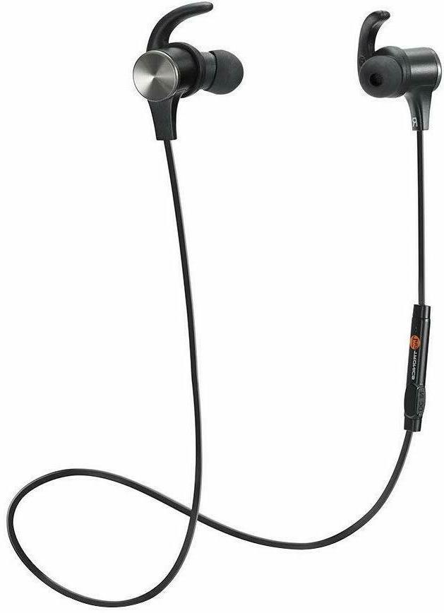 bluetooth headphones wireless magnetic earbuds