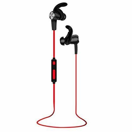 bluetooth headphones wireless sports aptx stereo earbuds