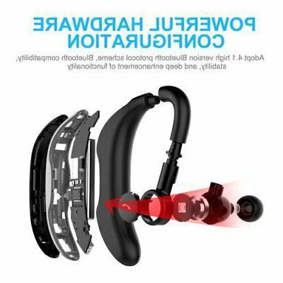 Bluetooth Wireless Earpiece Waterproof Earphone Earbuds