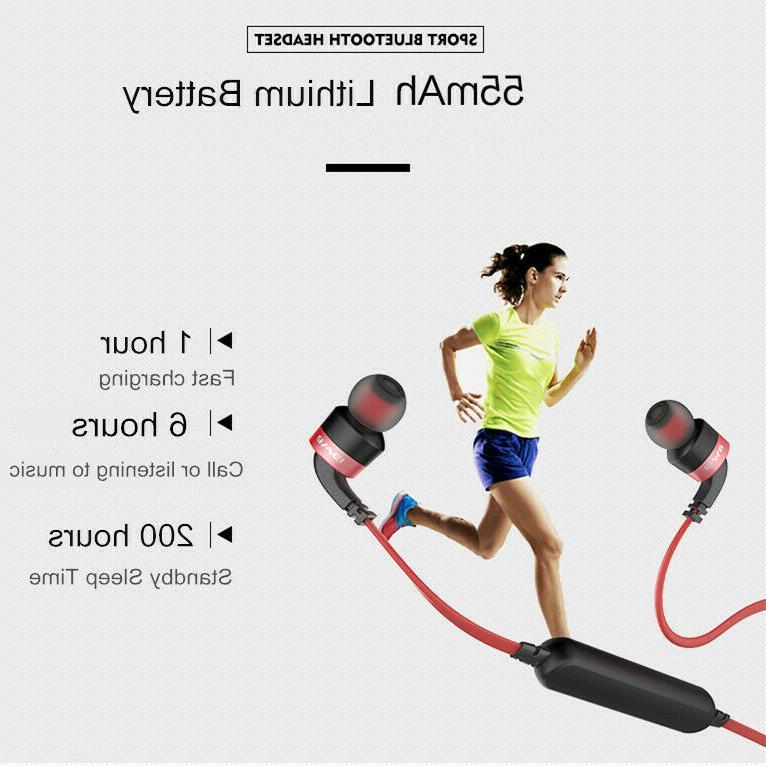 Awei Bluetooth Sports Wireless Earbuds
