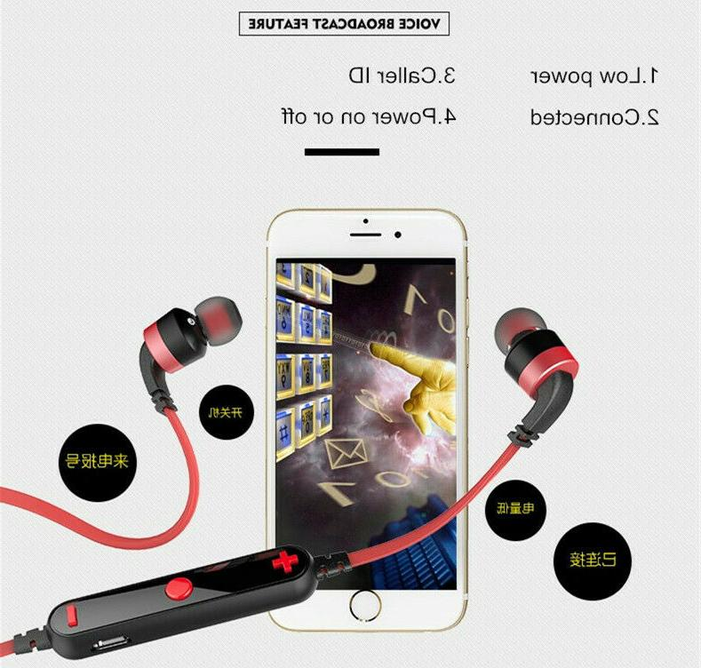 Awei Sports Stereo Earphone Earbuds