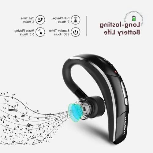 Mpow Earbuds Headphone Microphone iPhone Samsung