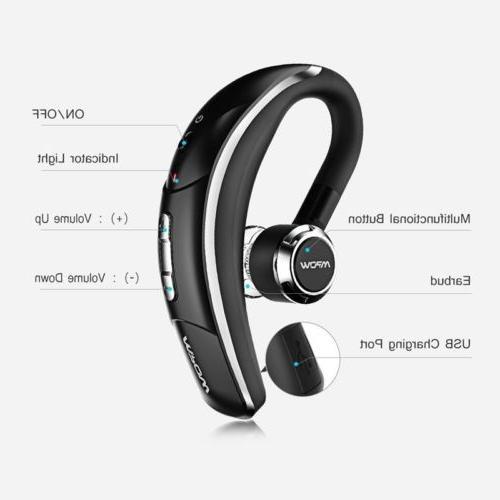 Mpow Headset Earbuds Headphone iPhone Samsung
