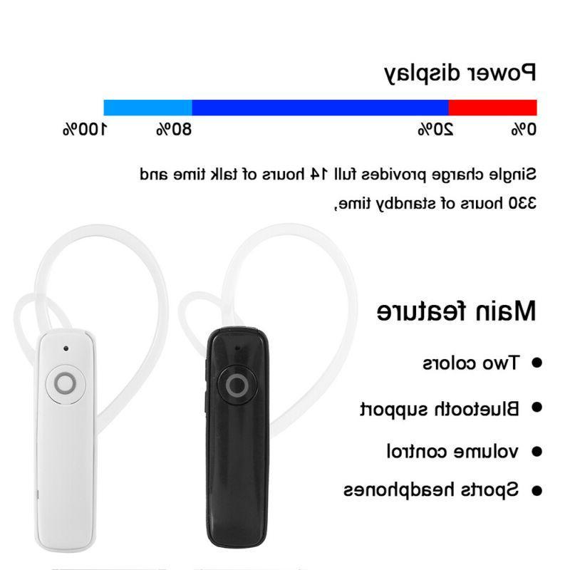 Bluetooth Stereo Headphones Earbud