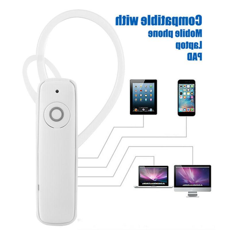 Bluetooth Wireless in-ear Stereo Headphones Earbud