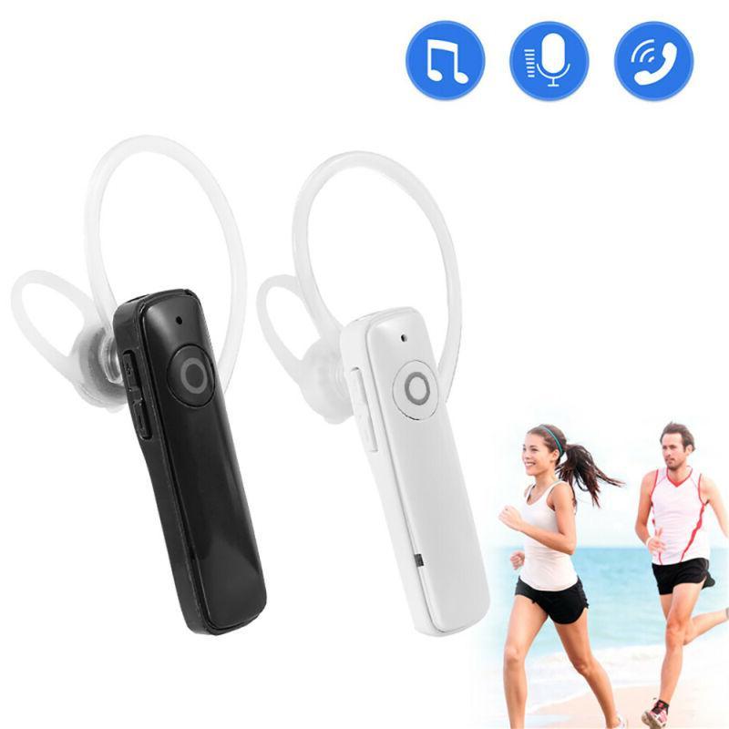 Bluetooth Wireless Stereo Headphones Handfree Earbud