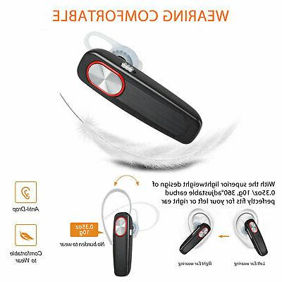 Bluetooth Headset Wireless Stereo Earbud