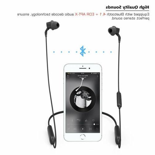 Wireless Noise Earphones Mic