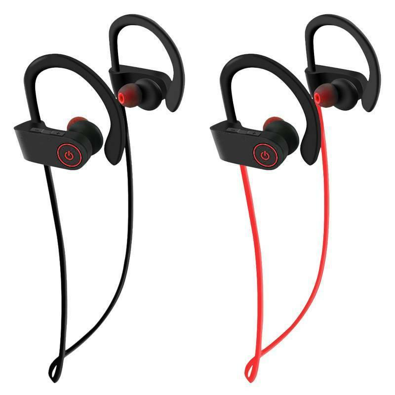Bluetooth Earbuds Running Stereo