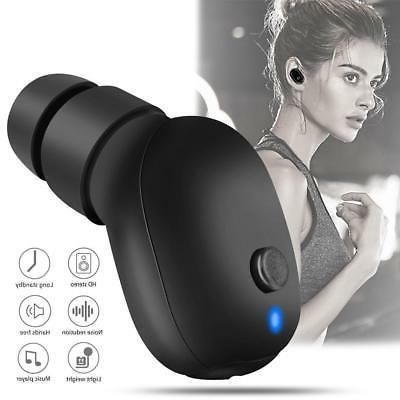 bluetooth wireless 4 2 headphones earbuds stereo