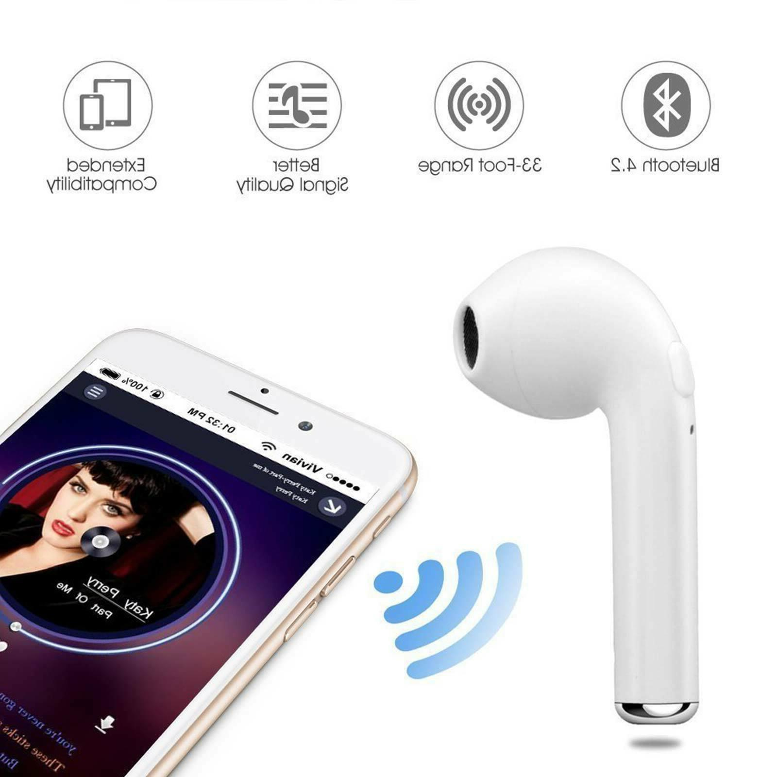 Wireless Dual Sweatproof Perfect iPhone