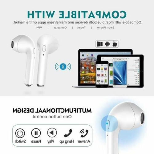 In-Ear Stereo Sports Headphones w/