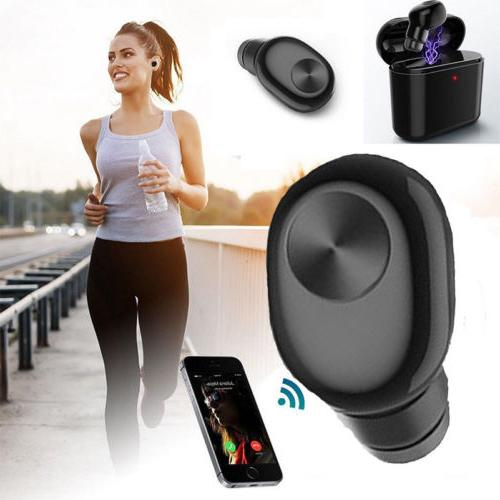 Bluetooth Sport Wireless Headphone Mini Stereo Set