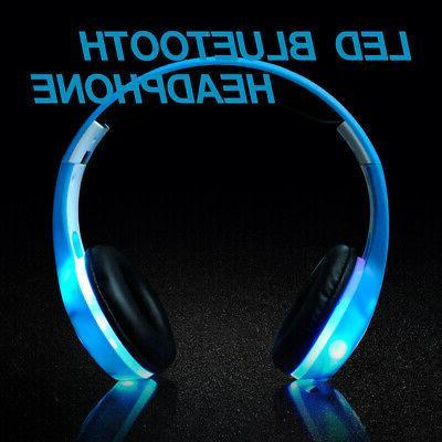 Bluetooth Stereo LED light