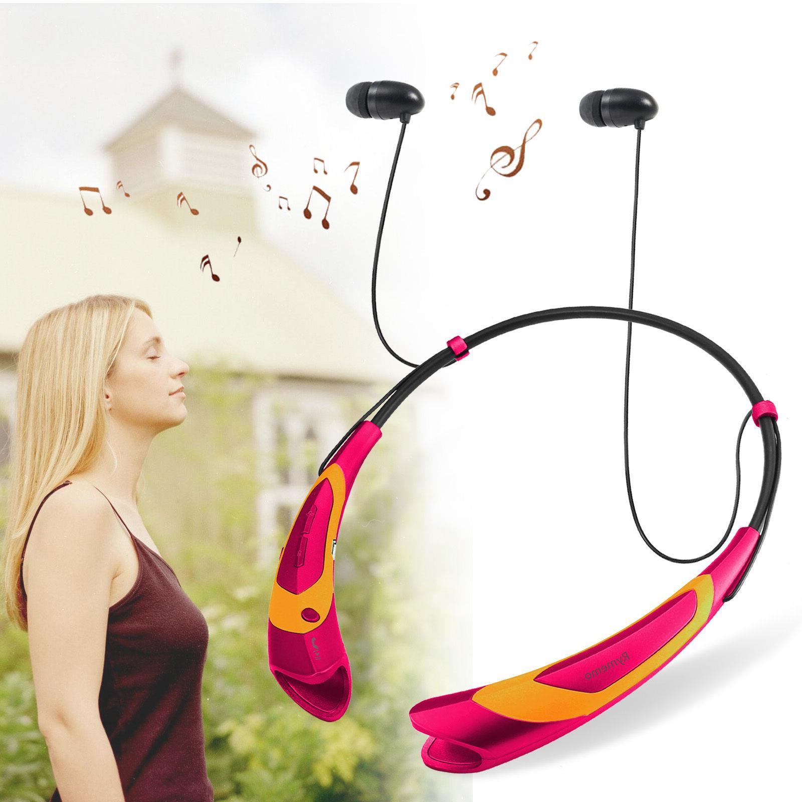 Bluetooth Earbuds Sport Headsets Universal