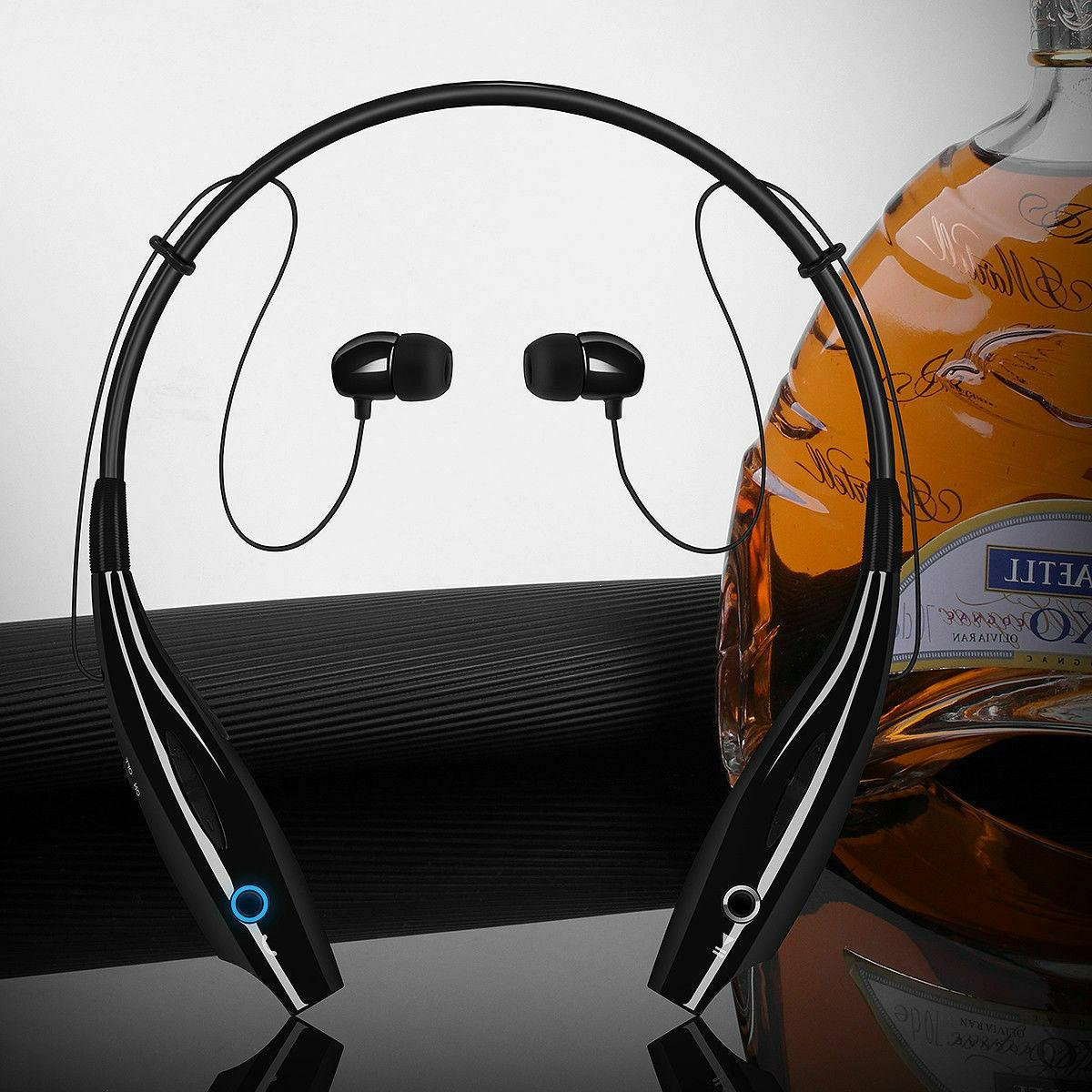 Bluetooth Headsets Earphone Mic USA