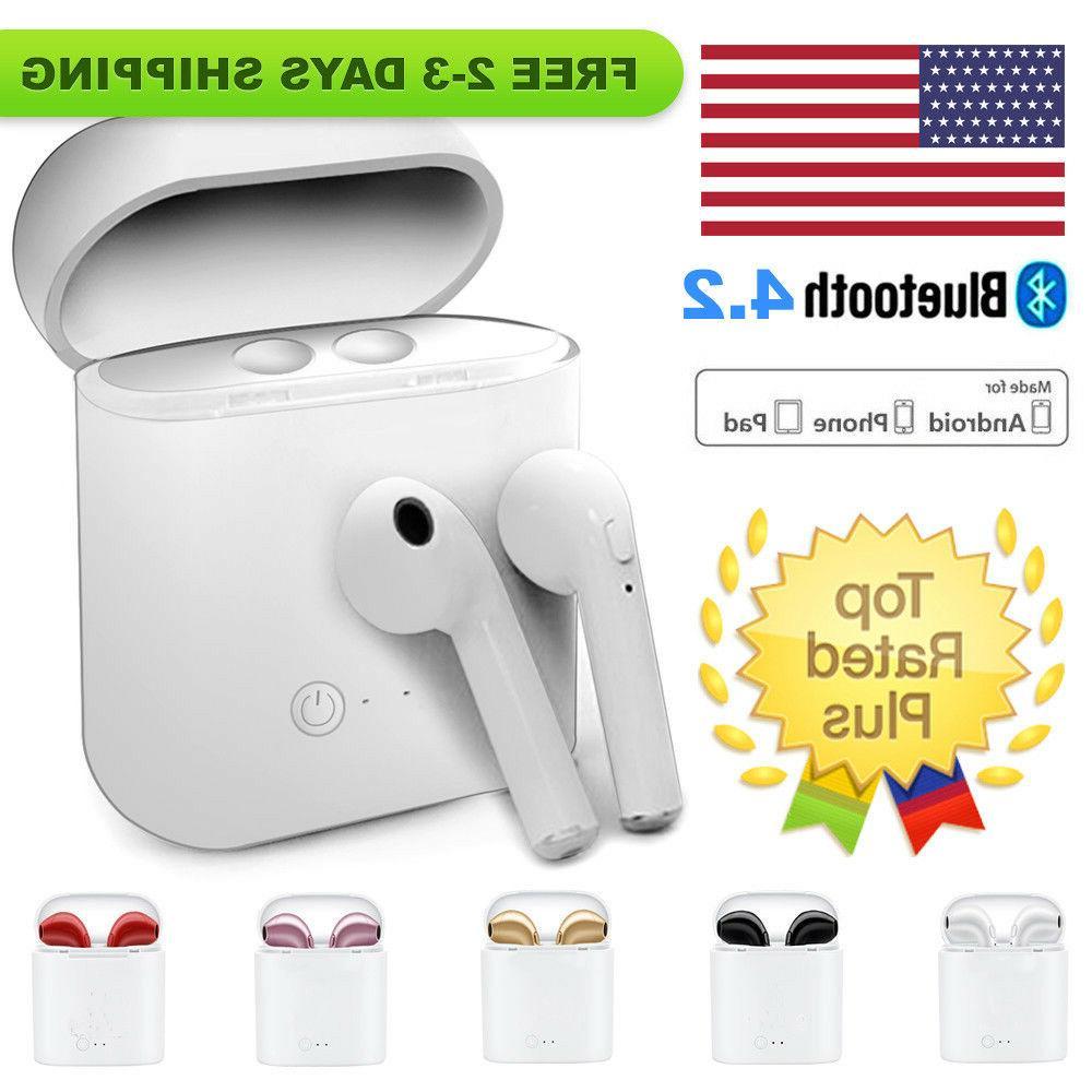 Bluetooth TWS Ear Earphone w Charger Box