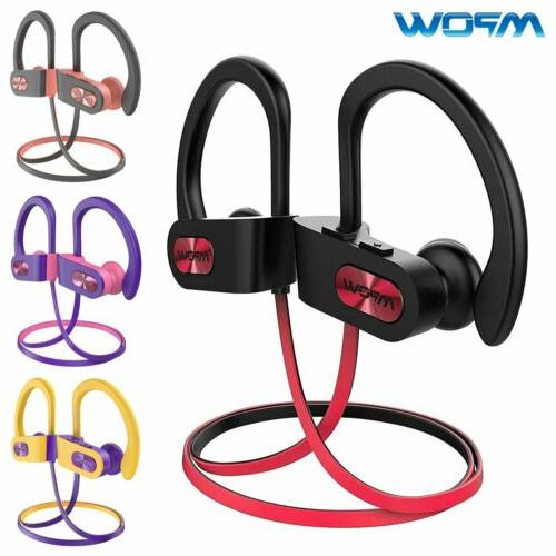 bluetooth wireless headset sports stereo headset