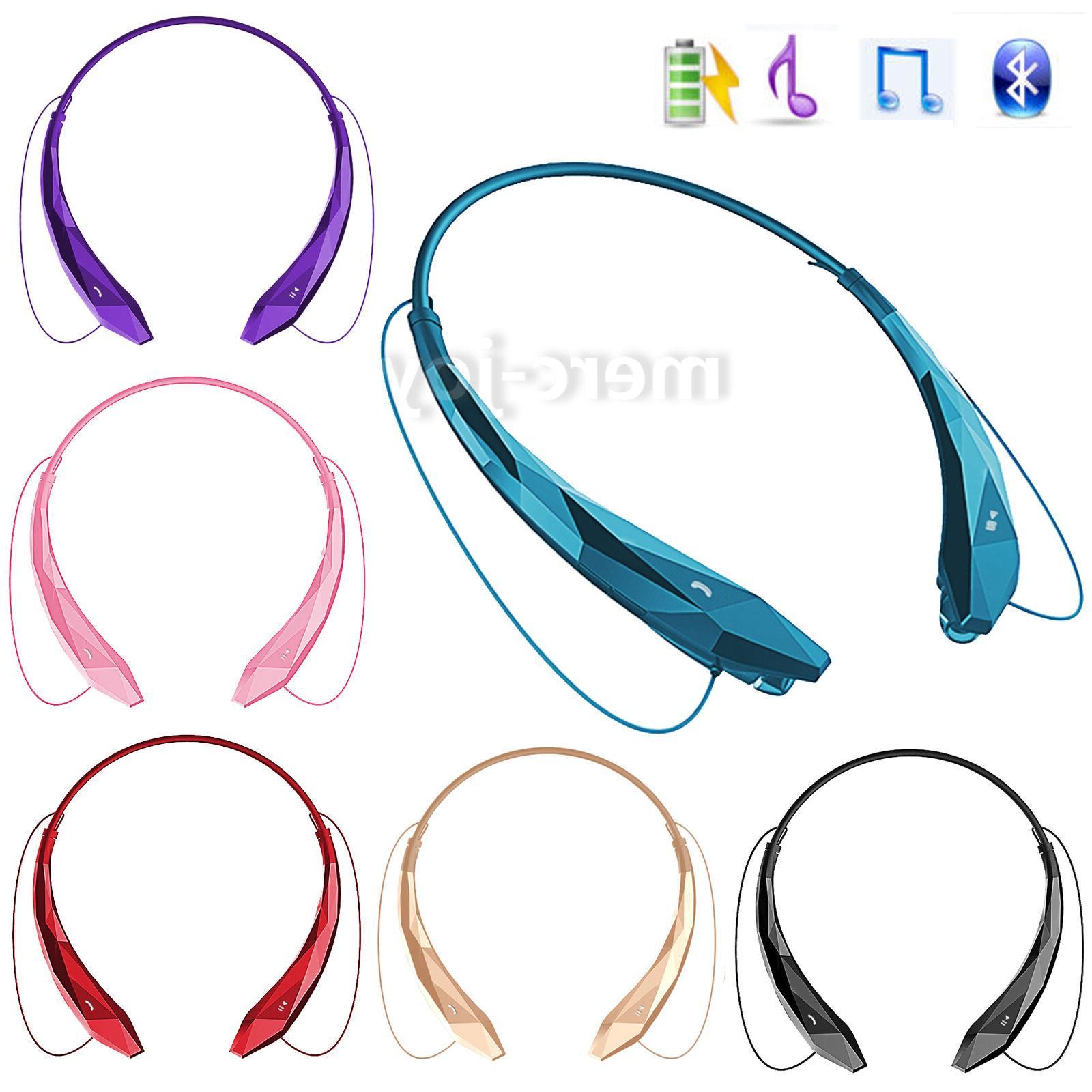 bluetooth wireless stereo headset earbuds headphones earphon