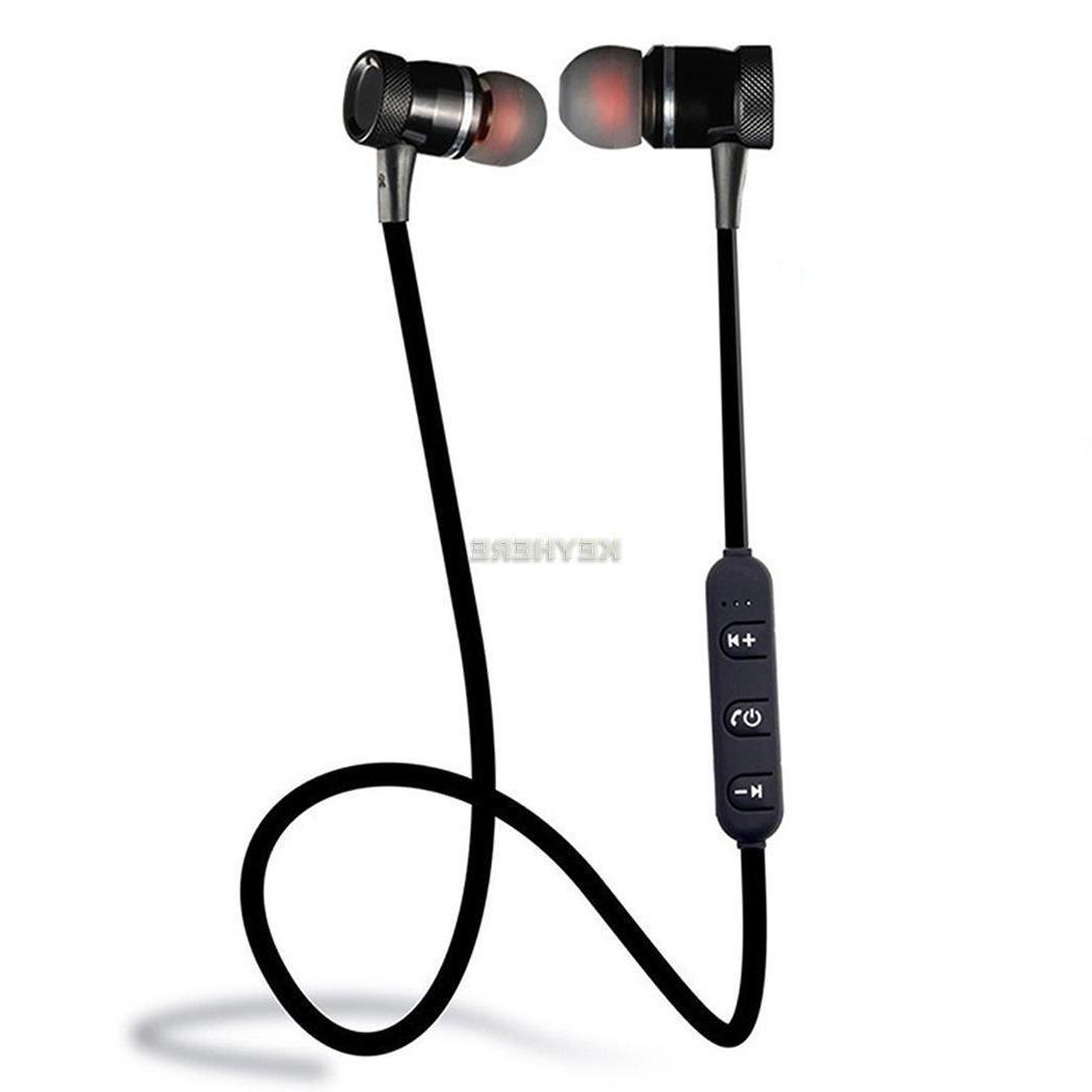 Bluetooth Wireless Earbuds In-Ear Headphones Stereo Earphones Sport Headset