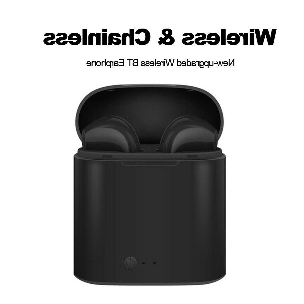 Bluetooth4.2 Headset TWS In Ear Earphone+Charger Box