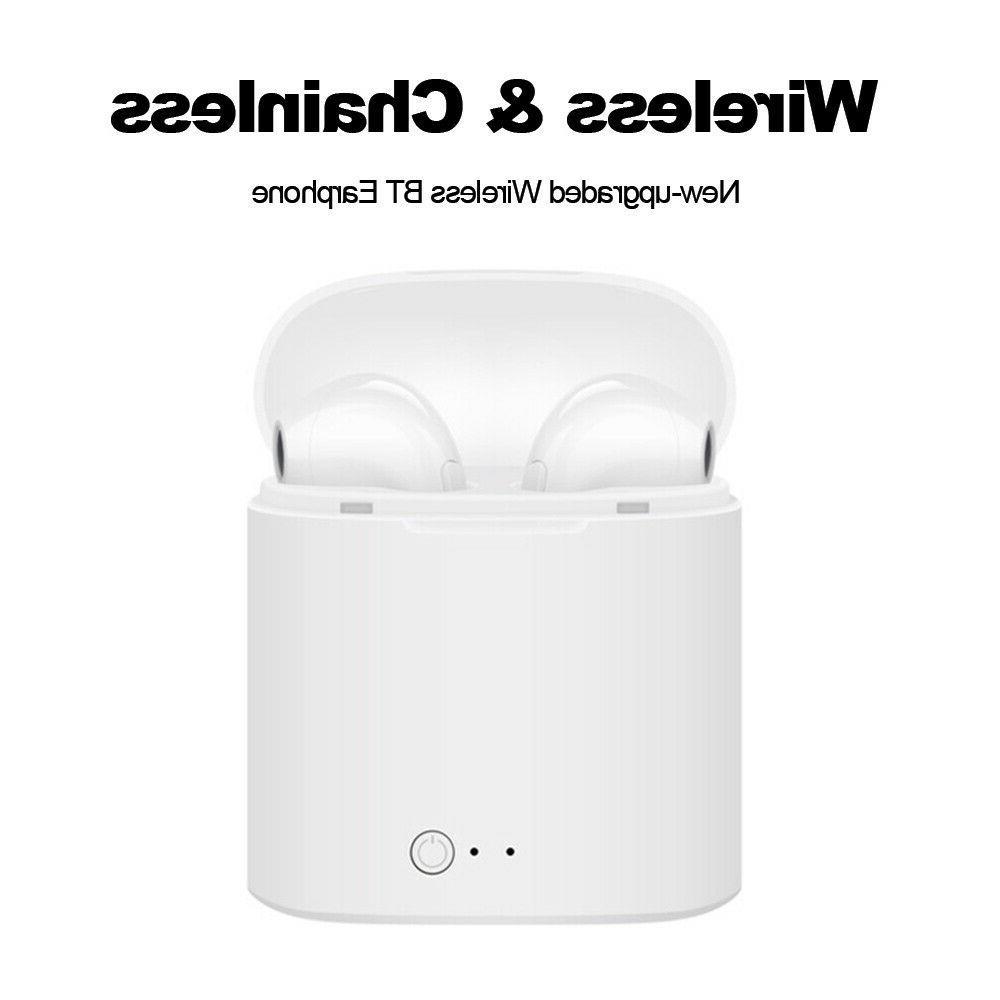 i7s Wireless Bluetooth4.2 Stereo Headphones