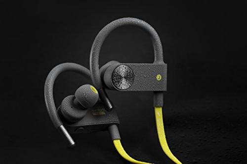 Photive Premium Headphones Built-In Wireless Earbuds Extreme Designed For And Active Lifestyles