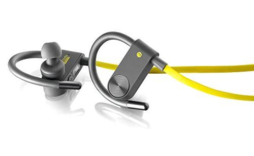 Photive BT55G Premium Headphones Wireless Bluetooth Earbuds Extreme Bass, Secure Designed And Active