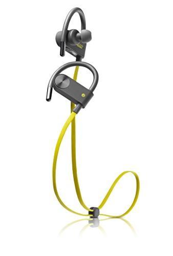Photive BT55G Premium Headphones Built-In Wireless Extreme Designed For Fitness Active
