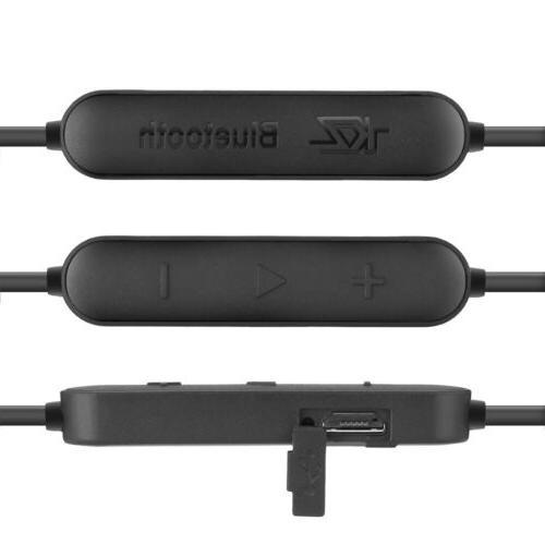 KZ BTE Sports Bluetooth Dynamic Driver Earbuds IPX6 Waterproof