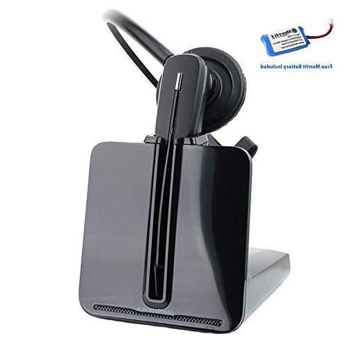 Plantronics Cs540 Convertible Wireless Headset