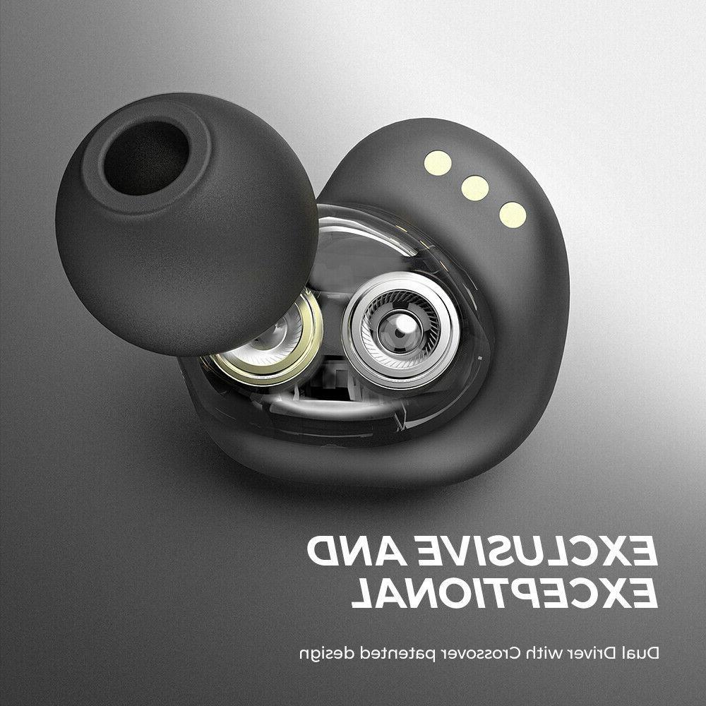 SoundPEATS Dual True Wireless Earbuds 5.0