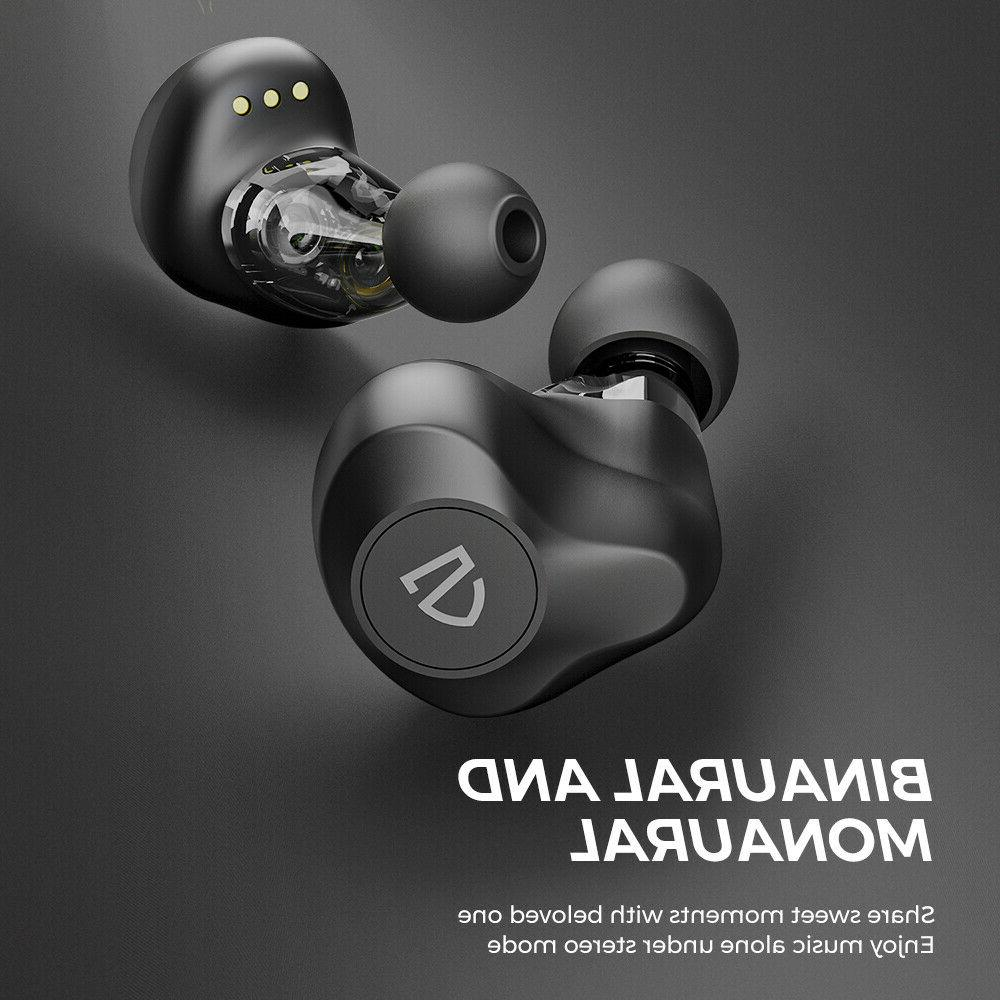 SoundPEATS Dynamic True Earbuds Bluetooth 5.0