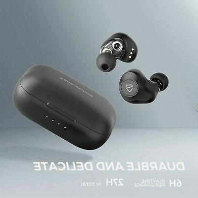 SOUNDPEATS Dual Dynamic Wireless Headphones
