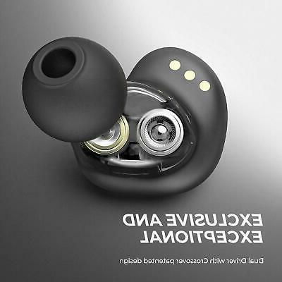 SOUNDPEATS Dual Wireless Charging Case