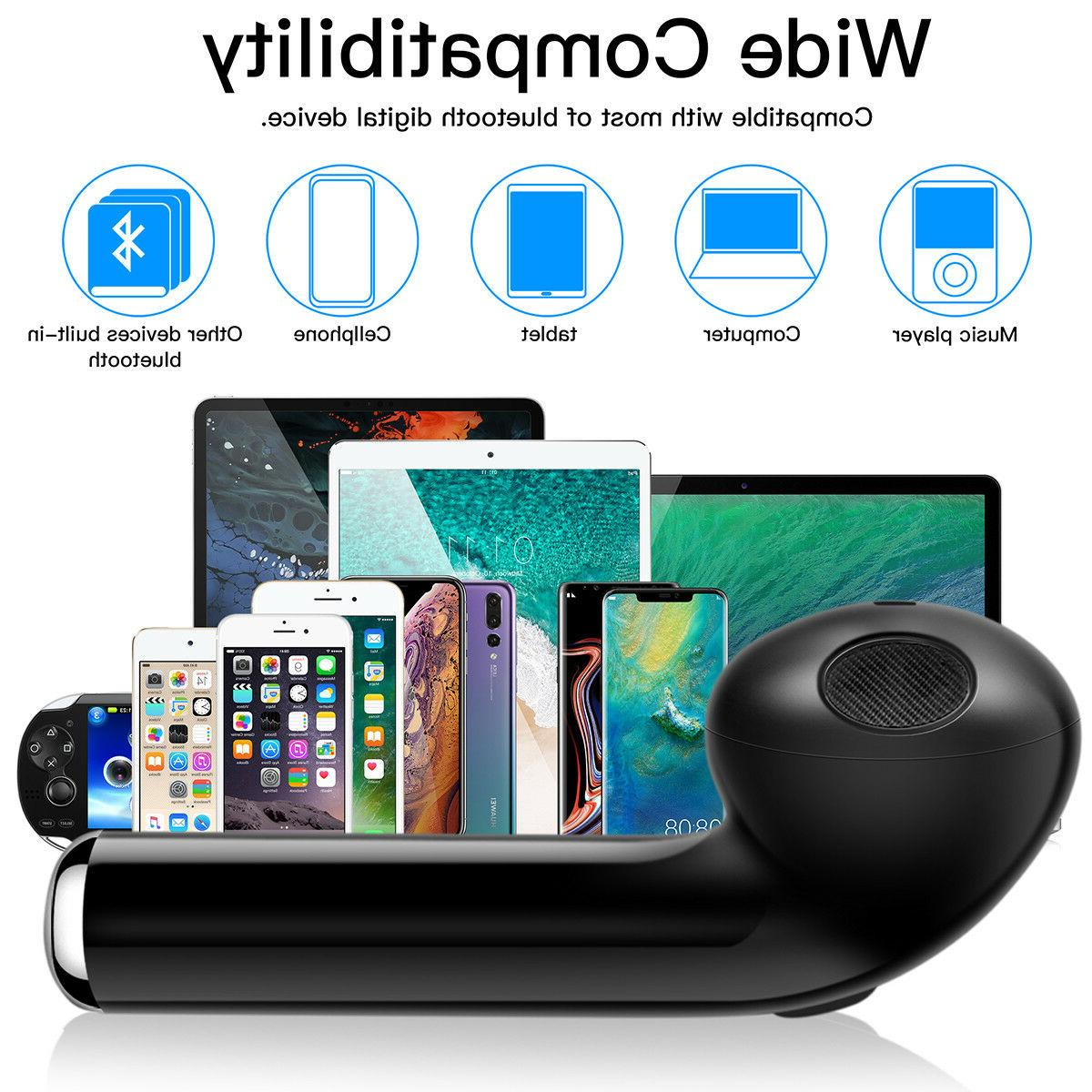 Wireless Bluetooth Earphones Headphones for Apple Airpods iPhone Android