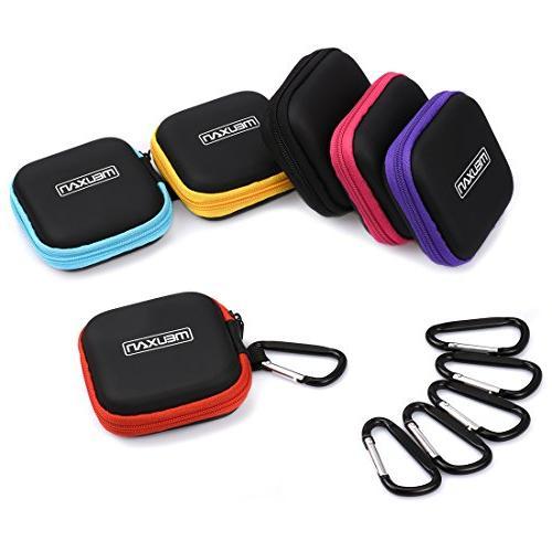 earbud case storage pouch