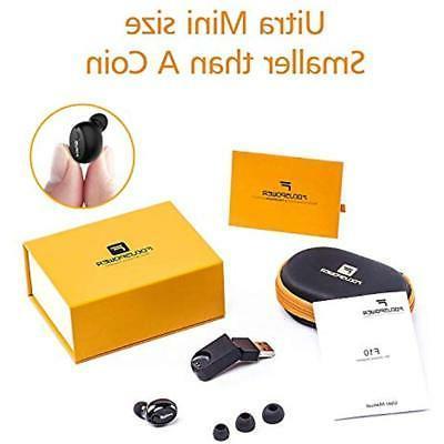 Electronics F10 Bluetooth Earbud Smallest Wireless