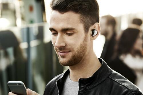 Jabra 65T Earbuds, True Wireless, Black,