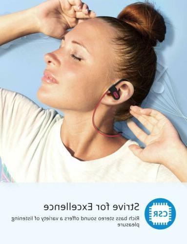 Mpow Headphones Earbuds HiFi
