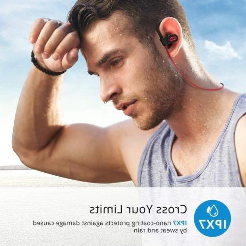 Mpow Flame Earbuds Wireless Headphones Sports HiFi