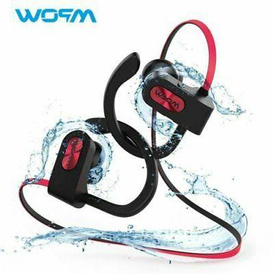 flame bluetooth headset earbuds wireless headphones running