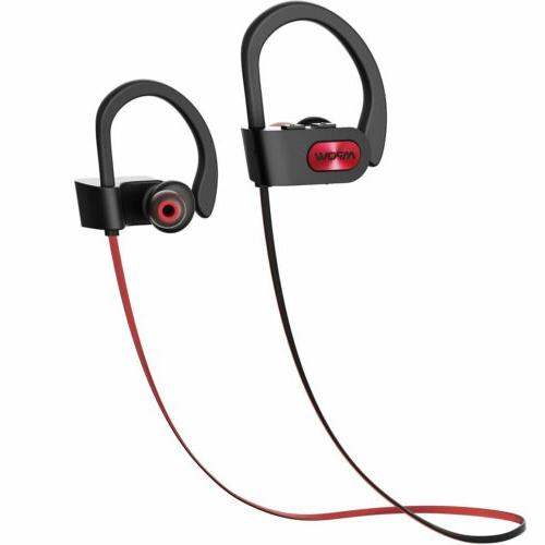 Mpow Wireless Headphones Sports HiFi Headsets Gym Earbuds