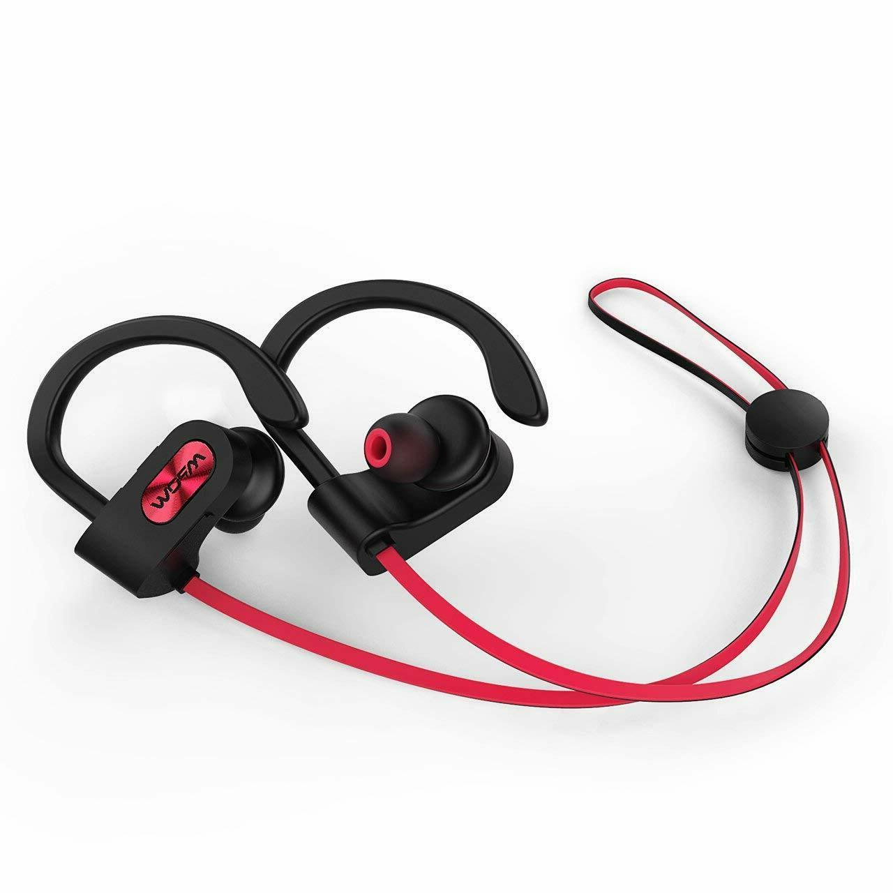 Mpow Flame Bluetooth Headphones Sports HiFi Headsets Gym Earbuds